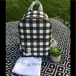NWT Michael Kors Wythe LG Backpack